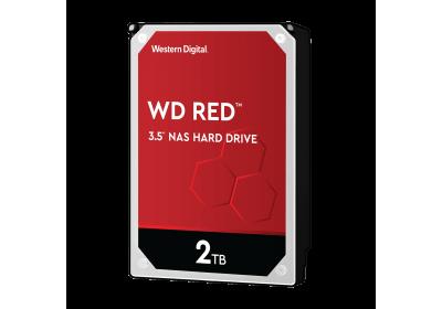 2TB HDD WD Caviar Red