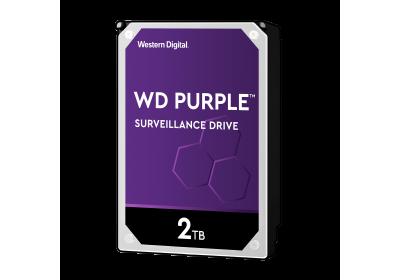 2TB HDD WD Purple