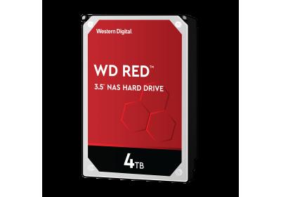 4TB HDD WD Caviar Red